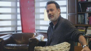 Tom Hanks stars in The Circle.