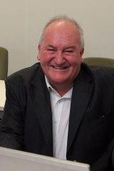 Steve Herbert, State Minister for Training and Skills.