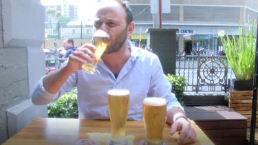 There are now at least three sizes of beer at Perth pubs - the middy, the schooner and the pint.