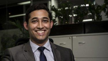 Watermark Funds Management investment analyst Omkar Joshi.