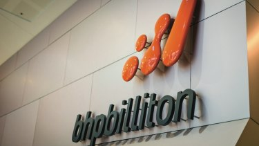 BHP is  chuffed to be recognised for the integrity of its reporting standards and its operational performance.