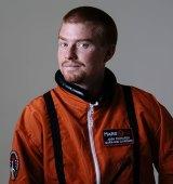 Mars One candidate Josh Richards.
