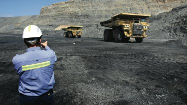 Australia's cashed up pure-play coal miners say they are looking at acquisitions.