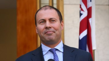 Energy Minister Josh Frydenberg backtracked on making an emissions intensity scheme part of a government review.