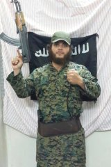 Notorious Australia jihadists such as Khaled Sharrouf (pictured) are known to have been in the local provincial capital city, also called al-Raqqa, in the past year.