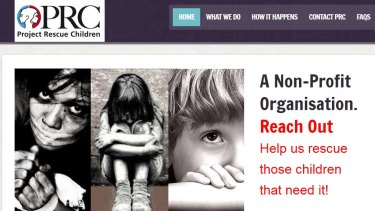 The Project Rescue Children website describes the organisation as non-profit.