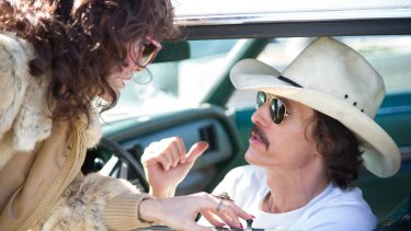 A scene from Dallas Buyers Club. The judge said said that Dallas Buyers Club LLC had sought amounts far in excess of what was a permissible demand.