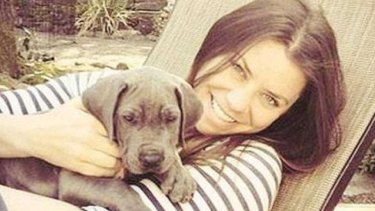 Suffering seizures: The day after Maynard visited the Grand Canyon with her family she suffered her worst seizure yet.