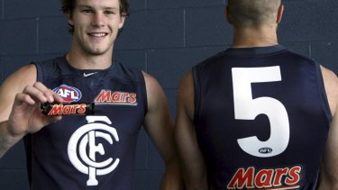 AFL sponsorship is particularly valued in Victorian-based companies, like Mars.