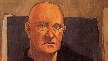 "A portrait of Brian ""The Skull"" Murphy by Effie Mandalos."