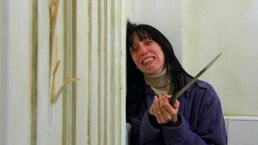 Shelley Duvall in 'The Shining'.