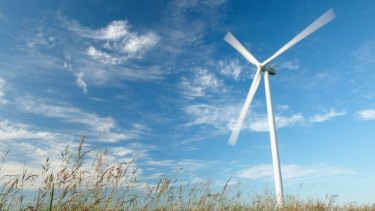 Go faster? A new poll suggests more wind and solar power is wanted, sooner.