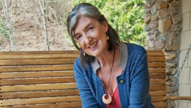 Author Barbara Kingsolver.