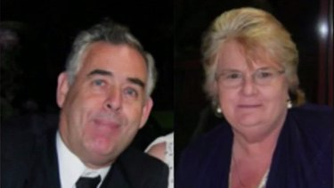 Rosemary and Alan Gibson contributed significantly to their local community, a neighbor said.