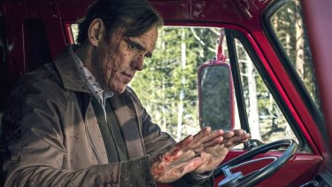 Matt Dillon plays a serial killer in The House that Jack Built.