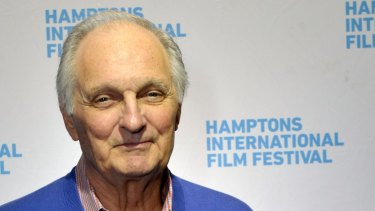 Actor Alan Alda hopes to improve public understanding of science.