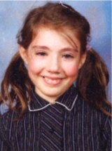 Thalia Hakin, 10, was one of five people killed when a car drove down Bourke Street Mall.
