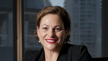 Planning Minister Jackie Trad has said the government would approve 480 dwellings, rather than the originally proposed 1350.