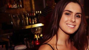 Unexplained: Georgina Bartter died of a suspected drug overdose.