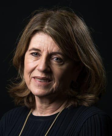 Senior sports journalist Caroline Wilson.