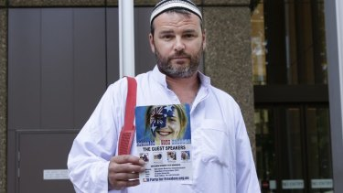 Nick Folkes is appealing a Federal Court injunction to stop the commemorations of the 2005 Cronulla race riots.