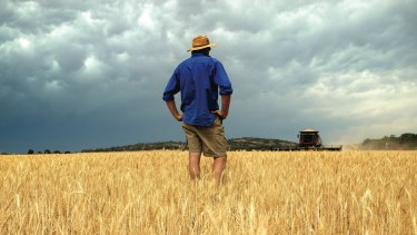 Shifting rainfall patterns and hotter weather will be tough for some farmers.