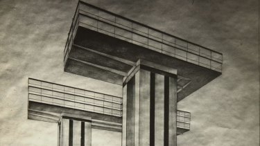 El Lissitzky's 'Cloud Iron'