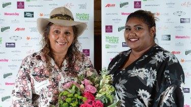 Barnardos Australia Mother of the Year 2016 State Finalist Keelen Mailman