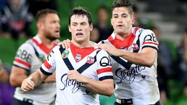"Luke Keary: ""In any situation, if you're my mate and someone's doing something to you, I will step in."""