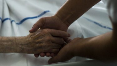 """Christian leaders say the the option of assisted dying could """"become an expectation'."""
