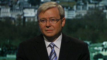 Kevin Rudd's calling, and his duty, was obvious, at least to himself, very early.