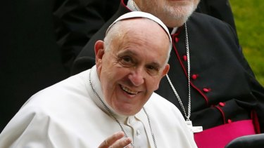 Pope Francis will address participants on the forum's second and final day.