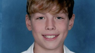 Angus Cunningham, 12, needed to raise $100,000 for his treatment.