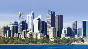 Sydney's skyline will be dramatically transformed under a City of Sydney proposal.