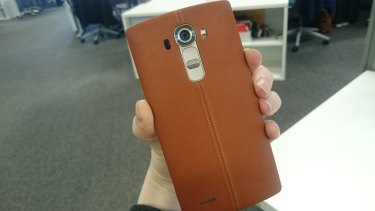 The leather on my G4 is still looking good after a month, although the stitching isn't so white anymore.