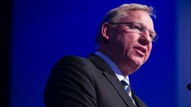 Deputy Premier Jeff Seeney.