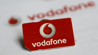 Vodafone customers made full use of its unlimited data offer at the weekend.