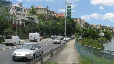 Kingsford-Smith Drive upgrades feature in the council budget.