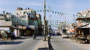 Rafah, Gaza Strip, 2010.