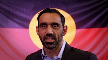Adam Goodes' treatment shows there are still sections of the community who struggle with race and identity.