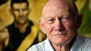 Richmond legend Kevin Bartlett