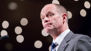 Premier Campbell Newman has dismissed claims from Clive Palmer an LNP leadership spill was near.