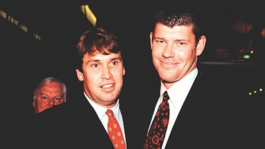 """""""One can only suspect James Packer will run his new casino as he does his street fighting."""""""