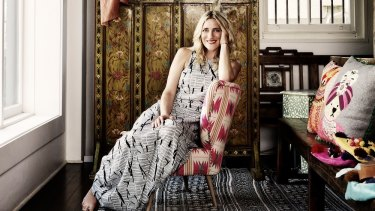 Kelly Doust has loved vintage dresses since she was a child.