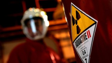 """""""The Department of Natural Resources and Mines has not received one single application for a uranium mining lease."""""""