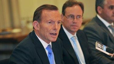 Prime Minister Tony Abbott and Environment Minister Greg Hunt.