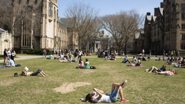 """""""The US is home to more leading universities than any other country."""""""