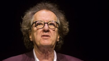 Geoffrey Rush has previously accused the Sydney Theatre Company of smearing his name.