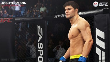 <i>EA Sports UFC</i> is lean and very mean.