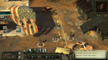 <i>Wasteland 2</i> almost set a record for most money raised in a video game Kickstarter, although the full game is currently slated to arrive more than a year behind its original schedule.